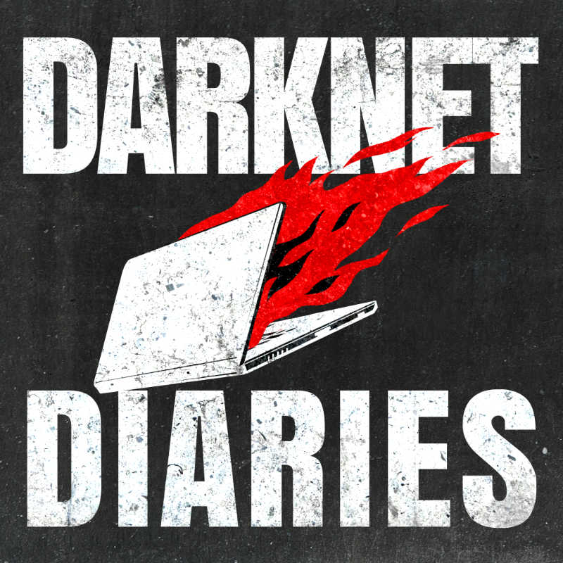 Darknet Diaries – True stories from the dark side of the Internet
